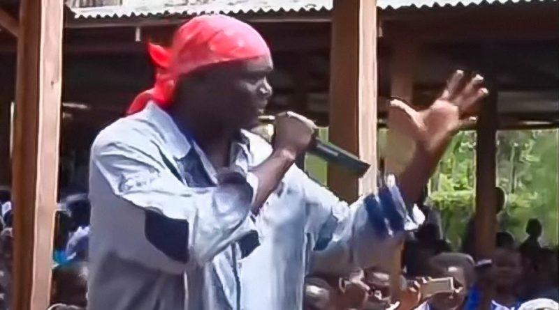 В Кении священника отстранили от служения за использование рэп-музыки