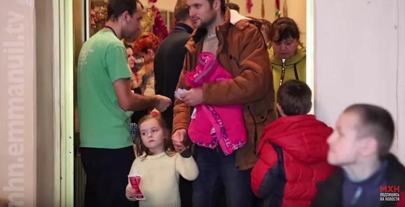 Концертный тур «Супер рождество с суперкнигой» по 12 городам Украины