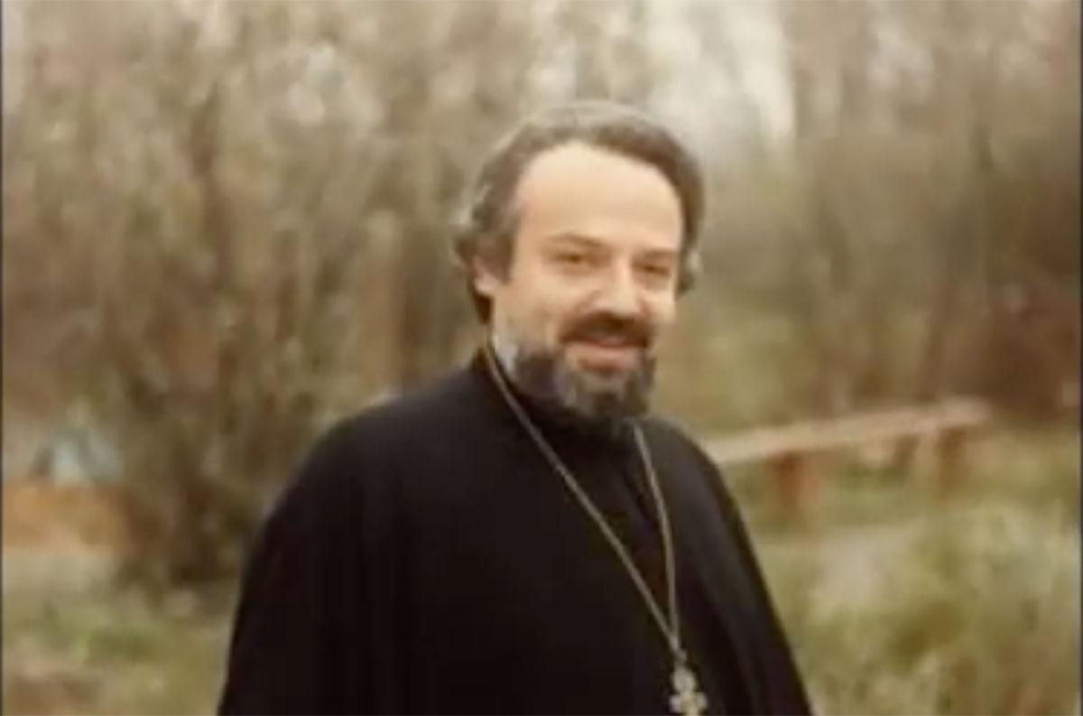 Св. о. Александр Мень. Беседа о добре и зле