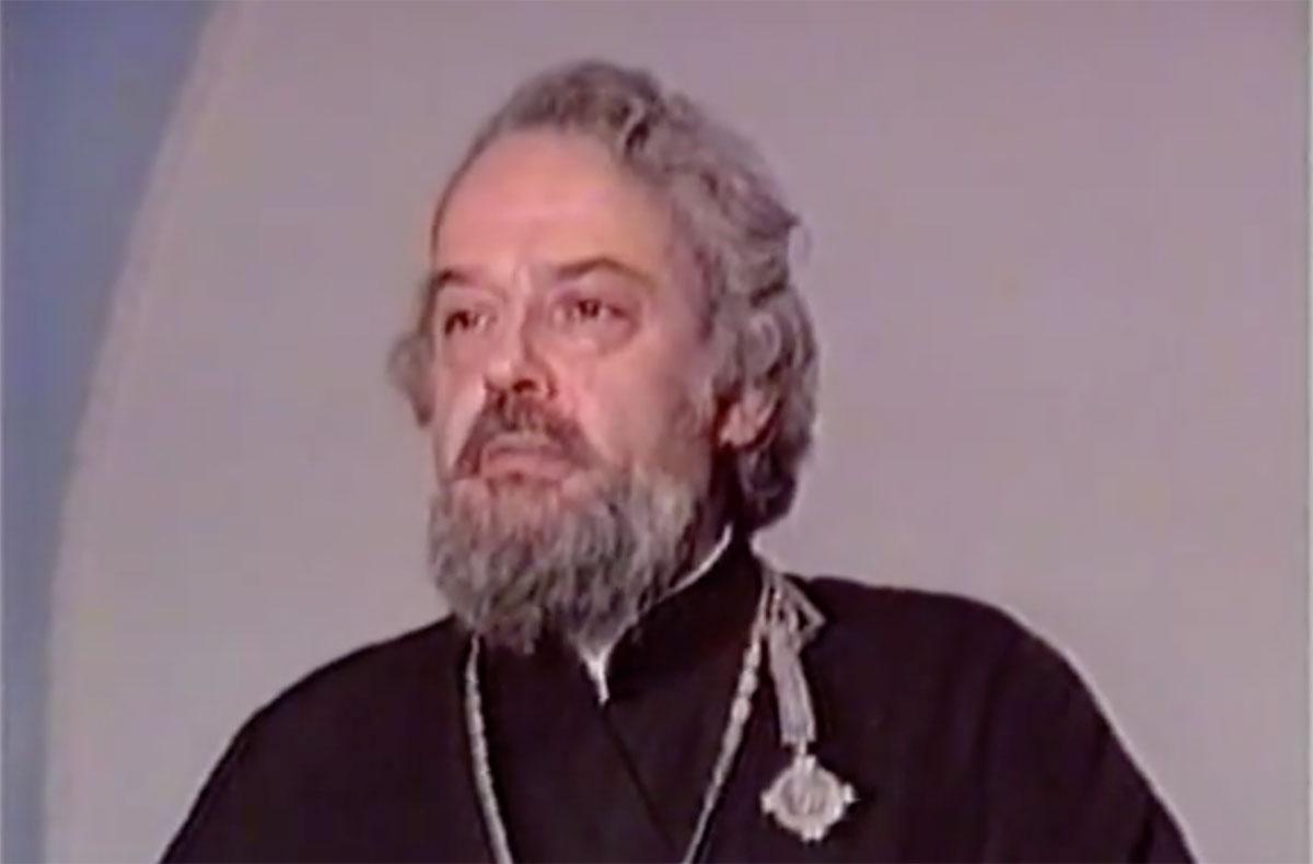 Св. о. Александр Мень. Слово о Библии