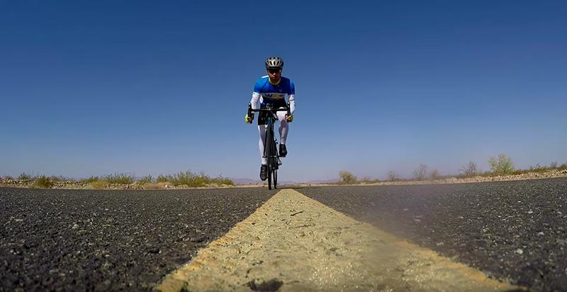 Участники велотура «Мир без сирот» проехали пятую часть американского маршрута