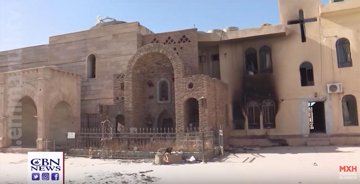 Гонения церкви на Ближнем Востоке побуждает христиан к единству
