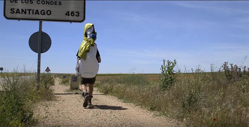 Виолончелист прошёл 965 км по Пути святого Иакова, записав в дороге 6 сюит Баха