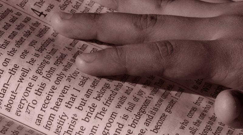 Вышло издание Библии, посвященное земле, народу и Богу Израиля