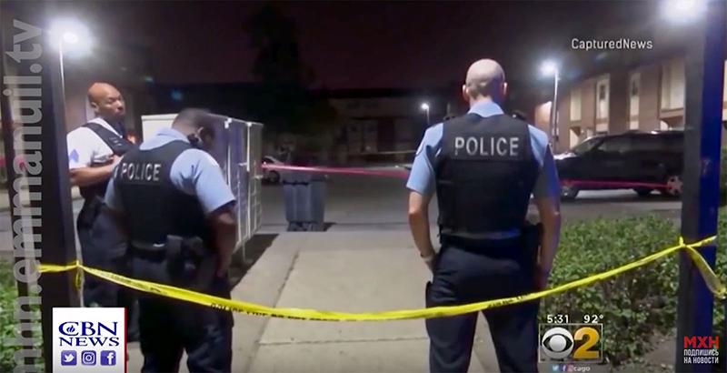 Церкви в Чикаго проводят уникальную акцию против насилия на улицах